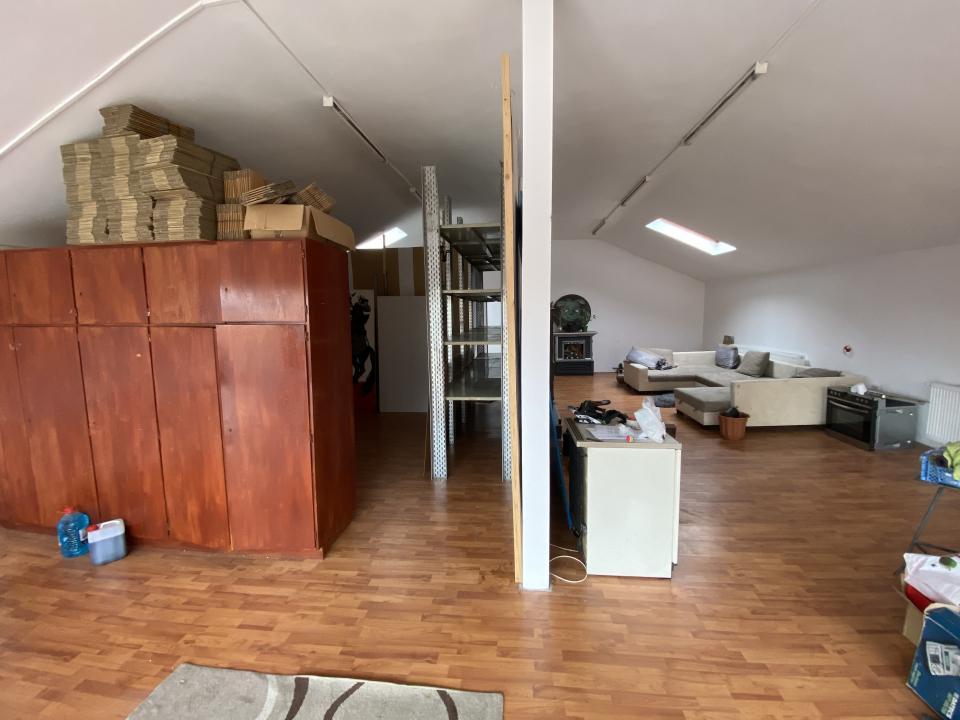 Spatiu birou/atelier Open Space 137mp Parcul Feroviarilor
