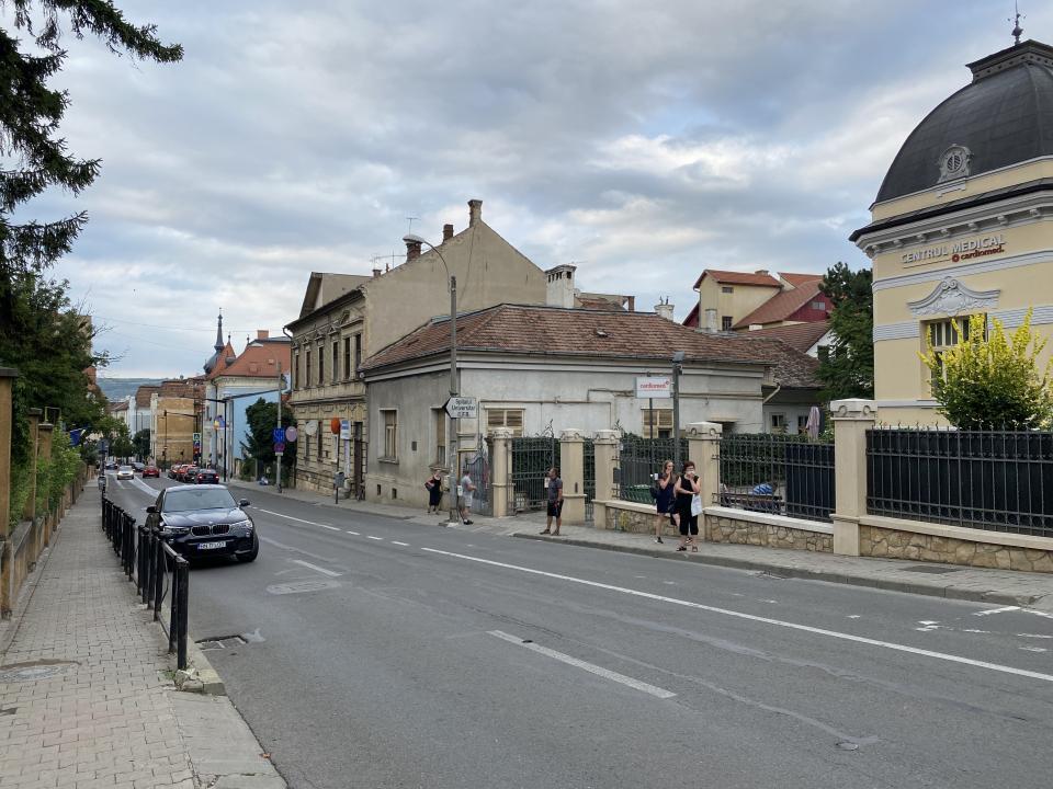 Spatiu birou Central Str. Republicii Cluj Napoca
