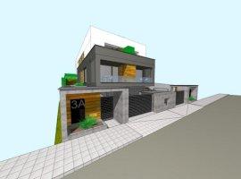 Casa tip Duplex cu garaj finalizata Iris Voronet