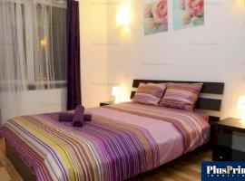 Apartament 3 camere mobilat complet situat in Complexul Rose Garden