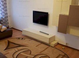 Apartament 3 camere mobilat si utilat zona Tei