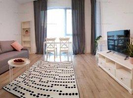 Apartament 3 camere mobilat si utilat in compexul Citta Residence