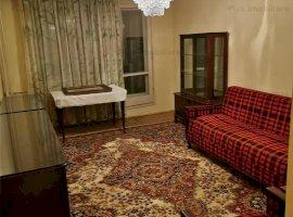 Apartament 3 camere mobilat si utilat la 5 minute de metroul Obor