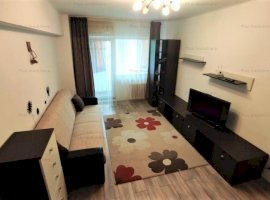 Apartament 3 camere mobilat si utilat langa statia de metrou Titan