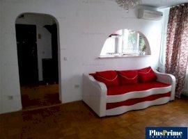 Apartament 3 camere mobilat si utilat zona Obor