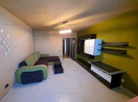 Vanzare apartament 2 camere, circular, mobilat si utilat, zona Vest