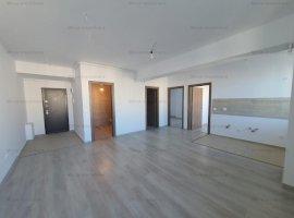 Vanzare apartament 3 camere, 2 bai, bloc nou, zona 9 Mai