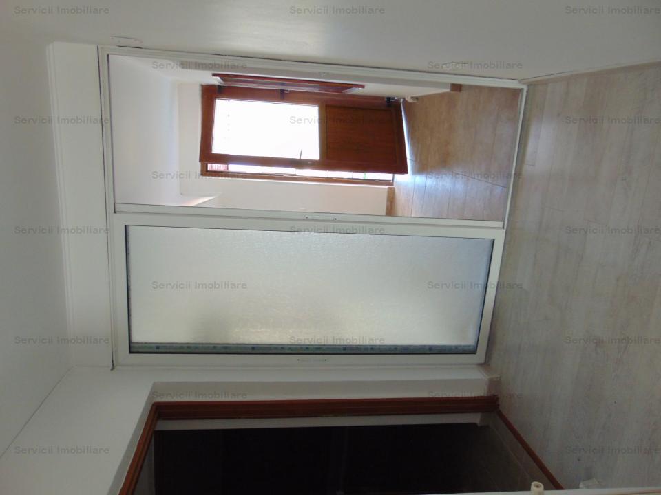 FARA COMISIOANE ap cu 3 camere de 120mp la etaj 1 in vila + pod curte