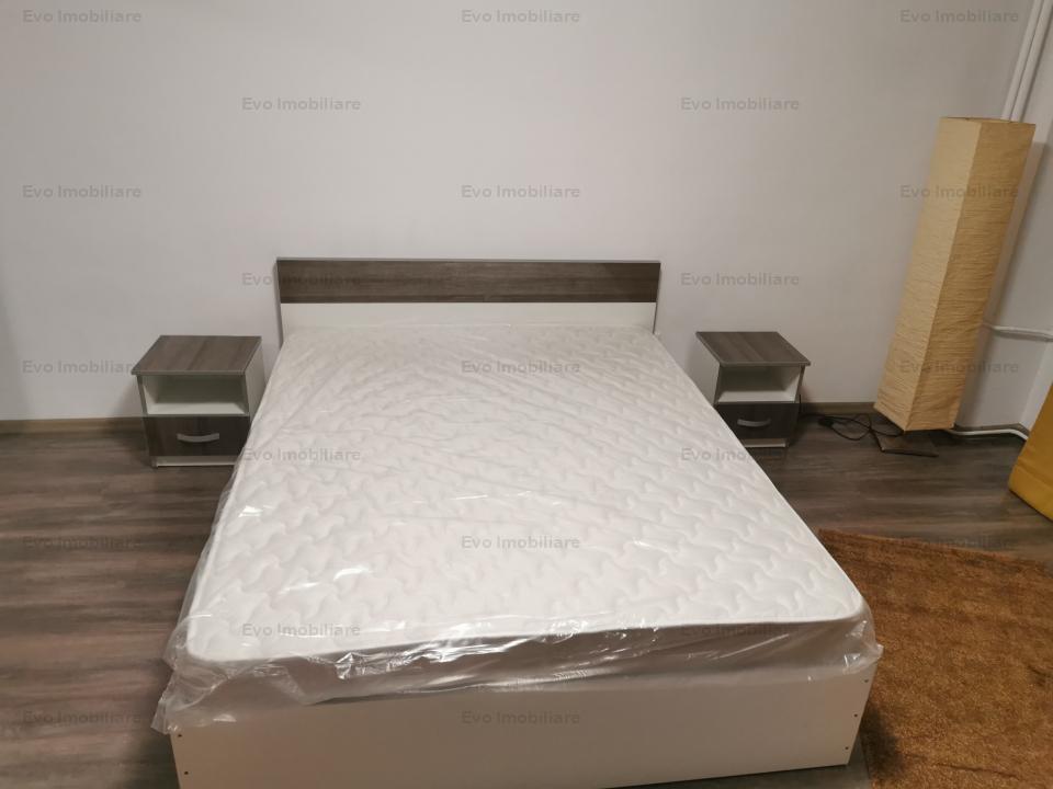Garsoniera 13 Septembrie - dormitor nou