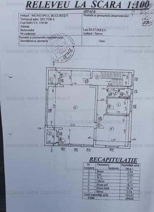 Spatiu comercial, birouri si hala depozitare spre inchiriere zona Militari - Metro - West Gate
