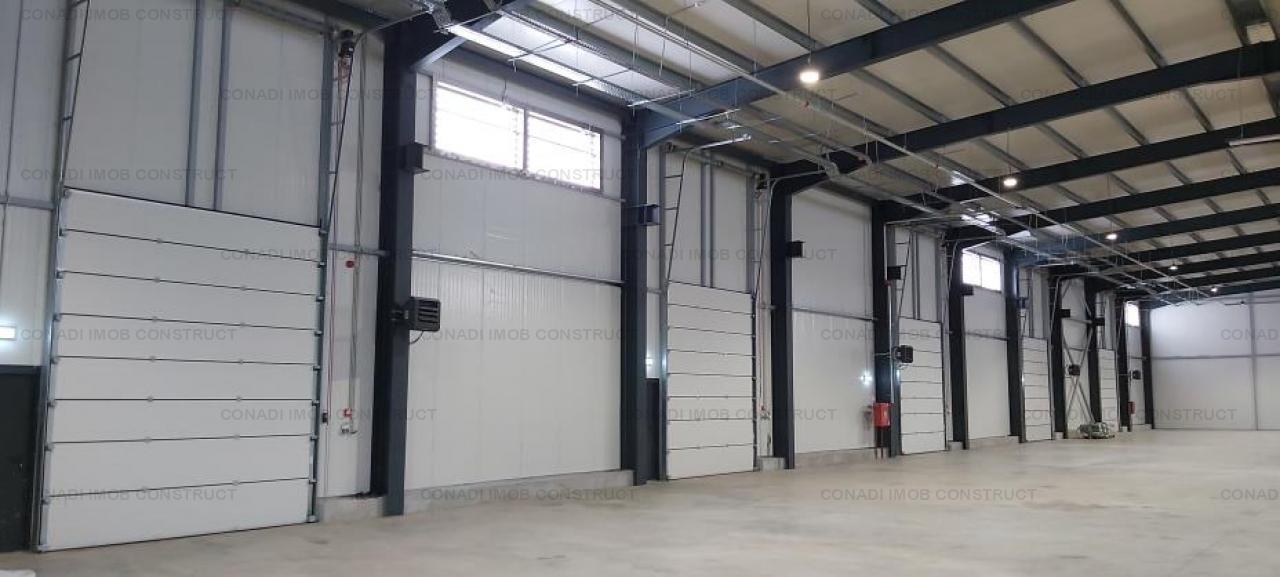 Inchirem spatiu industrial in zona DNCB - Stefanesti