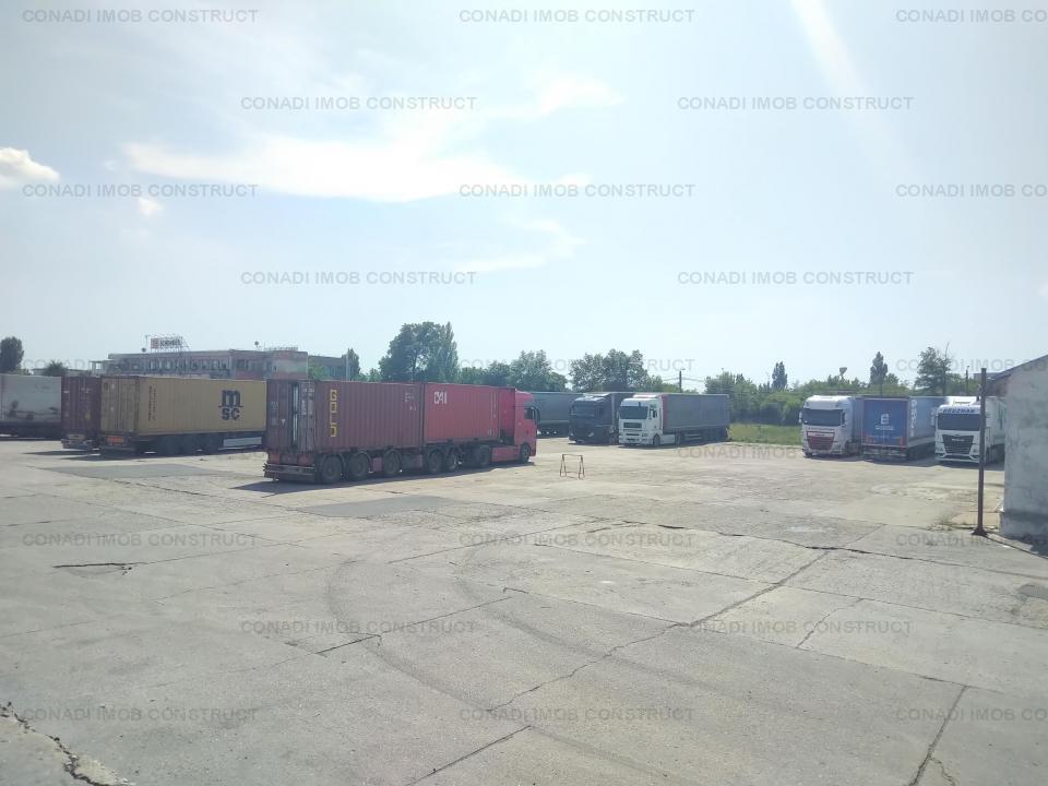 Hala industriala pentru depozitare si logistica Sos Chitilei