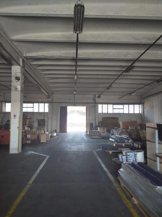 Hala industriala pentru depozitare si logistica Sos Chitilei Corp C