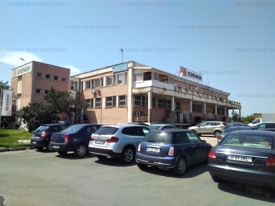 Hala industriala pentru depozitare si logistica Sos Chitilei Corp Garaj