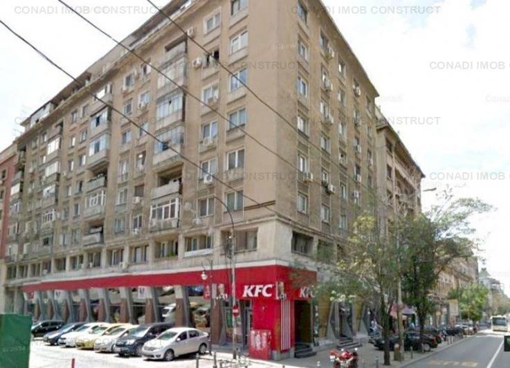 Spatiu comercial Bucuresti, ultracentral, Bulevardul Regina Elisabeta