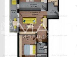 Apartamente 2 camere, zona Baciu, COMISION 0