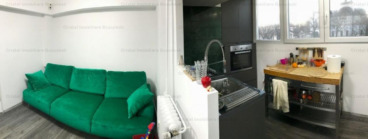 Apartament 3 camere,zona Stefan cel Mare