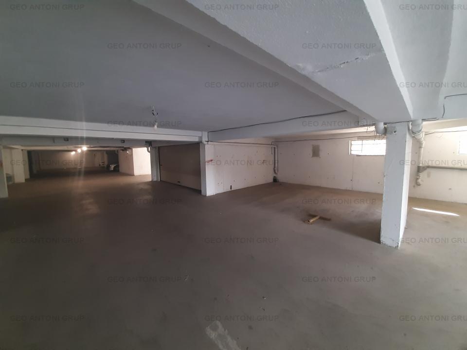Garsoniera decomandata cu loc de parcare subteran