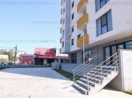 Militari - Metrou PACII 5 min, Spatiu comercial 153 mp., terasa, baie, finalizat