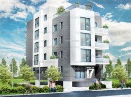 Penthouse 4 camere etaj 5/5, 134 mp,  Bd Timisoara - Plaza Mall  Comision 0% !