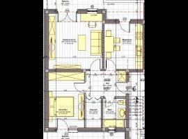 Vanzare apartament 3 camere, Apahida, Cluj-Napoca