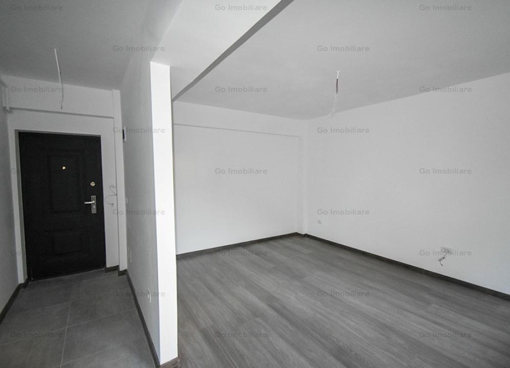Apartament 1 camera 35 mp Visani finalizat