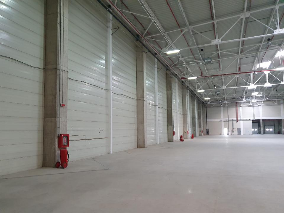 Zona Vest - Chitila parc logistic spatiu depozitare,logistica,farma,