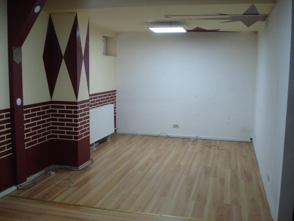 Spatiu pretabil birouri, showroom, logistica, retail, restaurant zona Brancusi