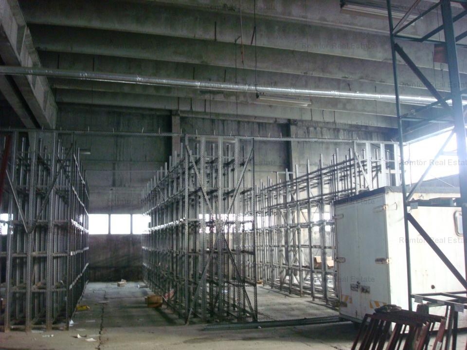 Spatiu industrial de inchiriat zona Est - Republica