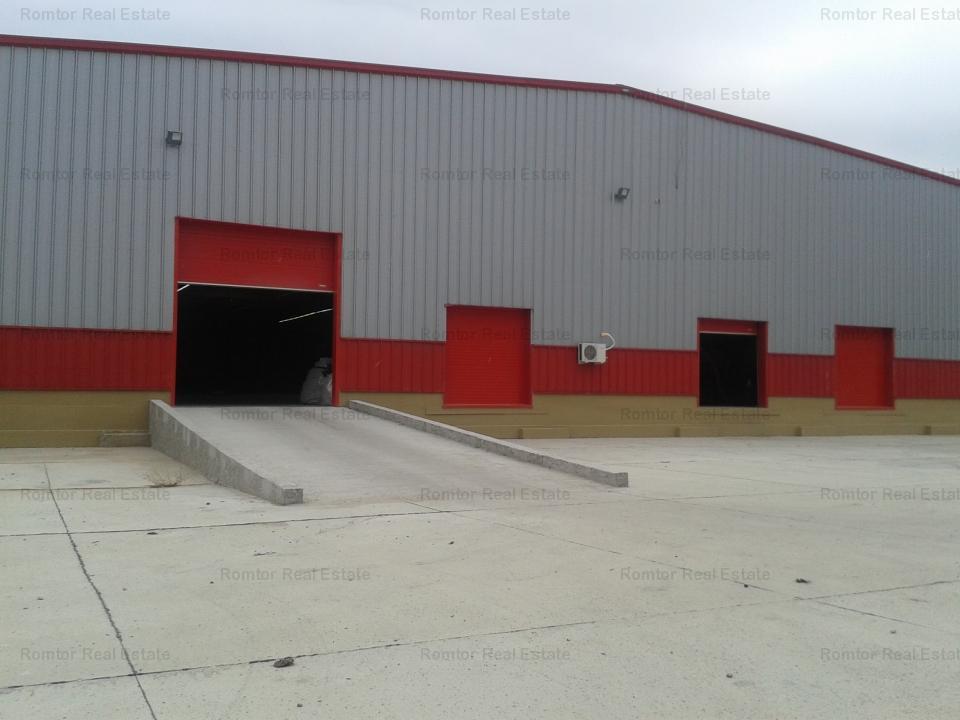 Zona Nord Est - Pantelimon - Centura Parc Logistic