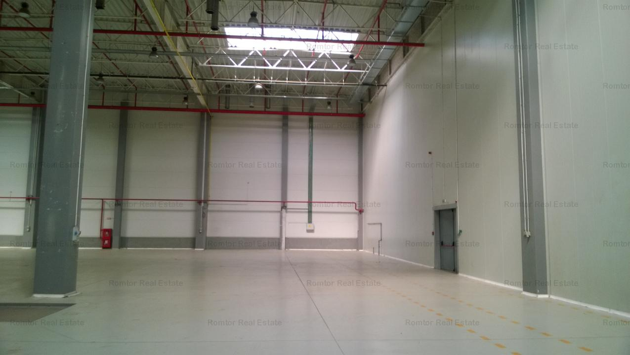 Militari - A1 hala depozitare, productie,depozit alimentar,farmaceutic
