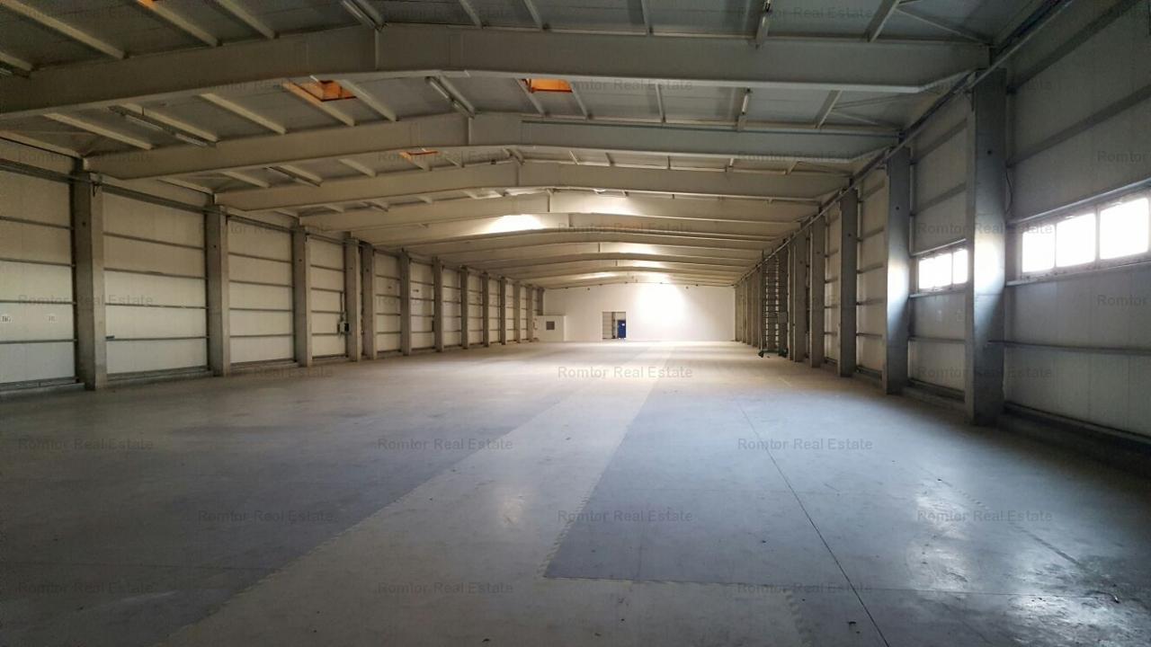 Hala depozit productie si/sau depozitare A1 Carrefour Militari