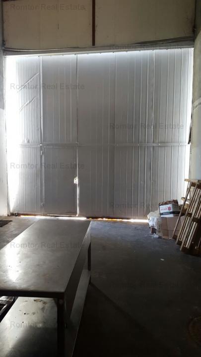 Spatiu industrial de inchiriat - Zona Berceni