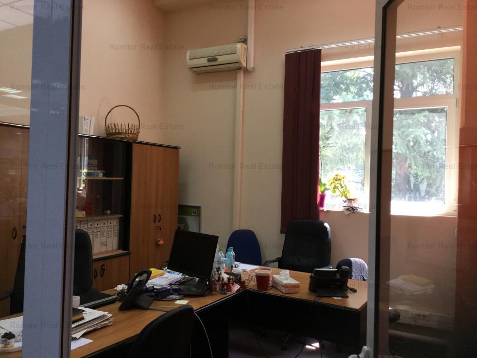 Inchiriere spatii birouri zona Domenii