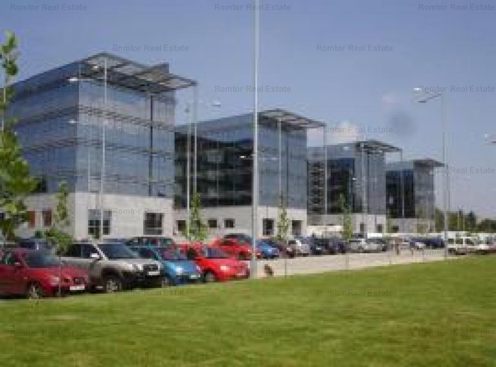 Parc birouri zona Baneasa