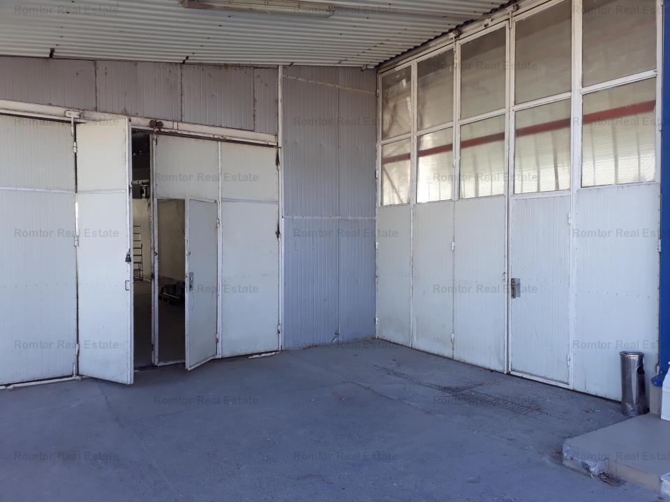 Spatiu industrial de inchiriat - Pantelimon - Selgros