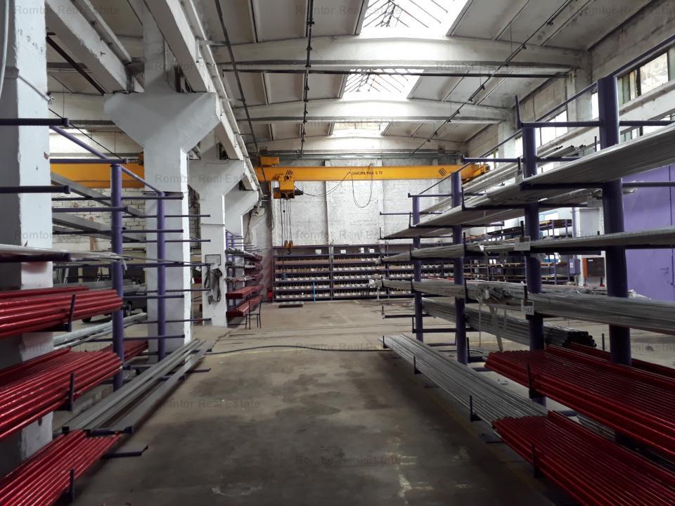 Spatiu industrial de inchiriat - Zona Pantelimon - FAUR