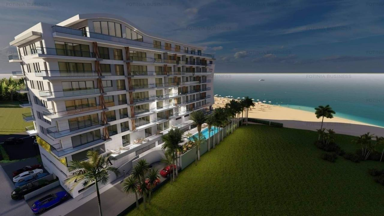 Zora Residence- garsoniere si apartamente  prima linie la mare