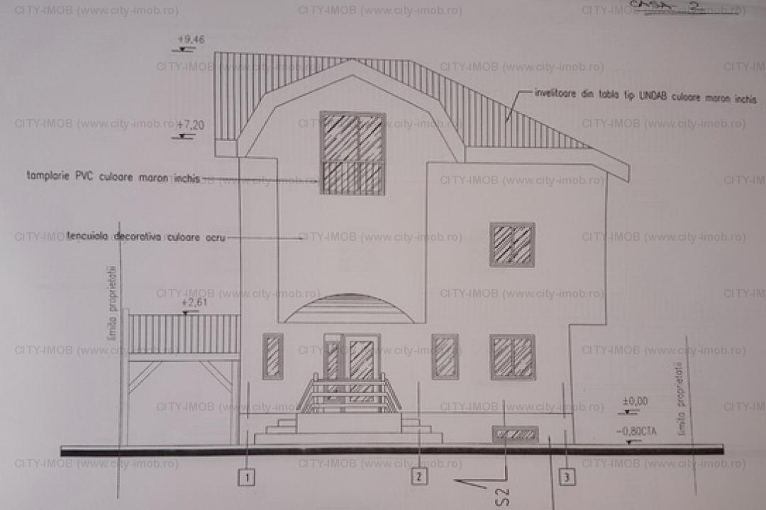 VANZARE / INCHIRIERE  Vila  5 camere  (D+P+E+M) SECTOR 1  STRAULESTI
