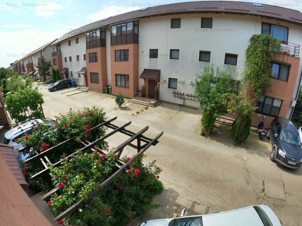 Garsoniera in imobil tip vila 2017 Militari Residence - Orhideelor