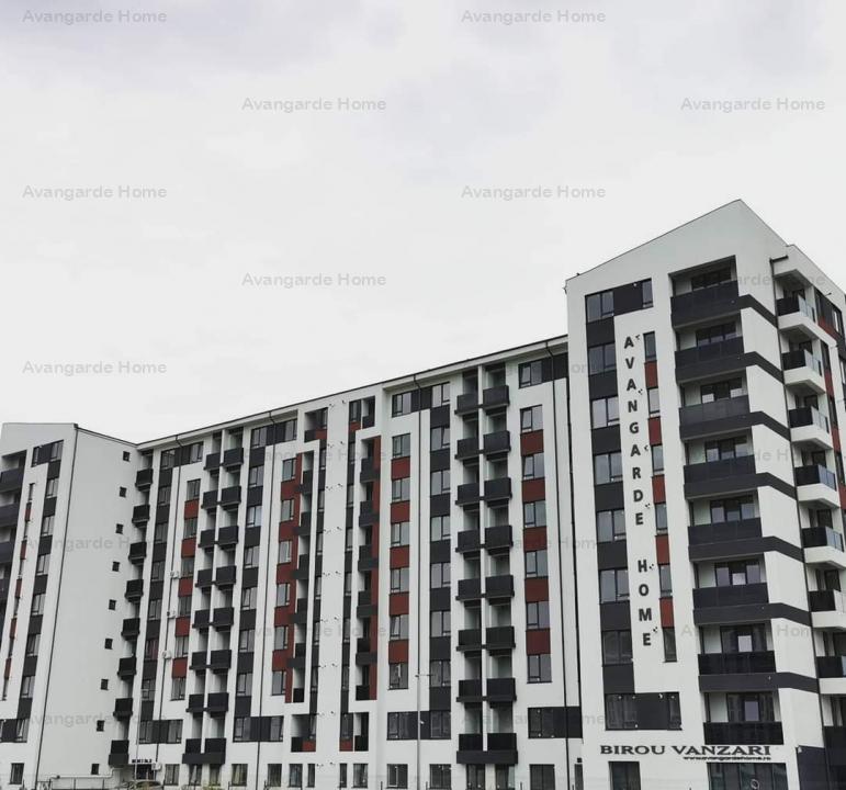 Apartament 2 camere Finalizat!!!Avangarde Home!!!