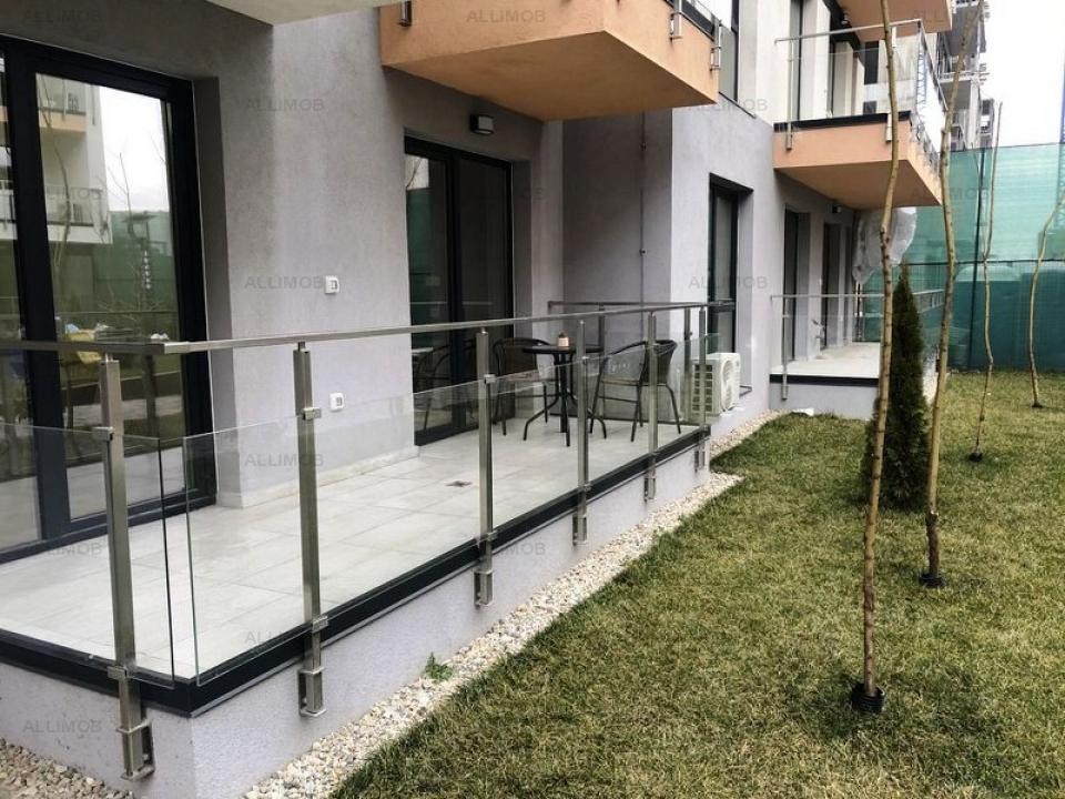 Garsoniera la prima inchiriere zona Albert in Complex MRS Residence Smart