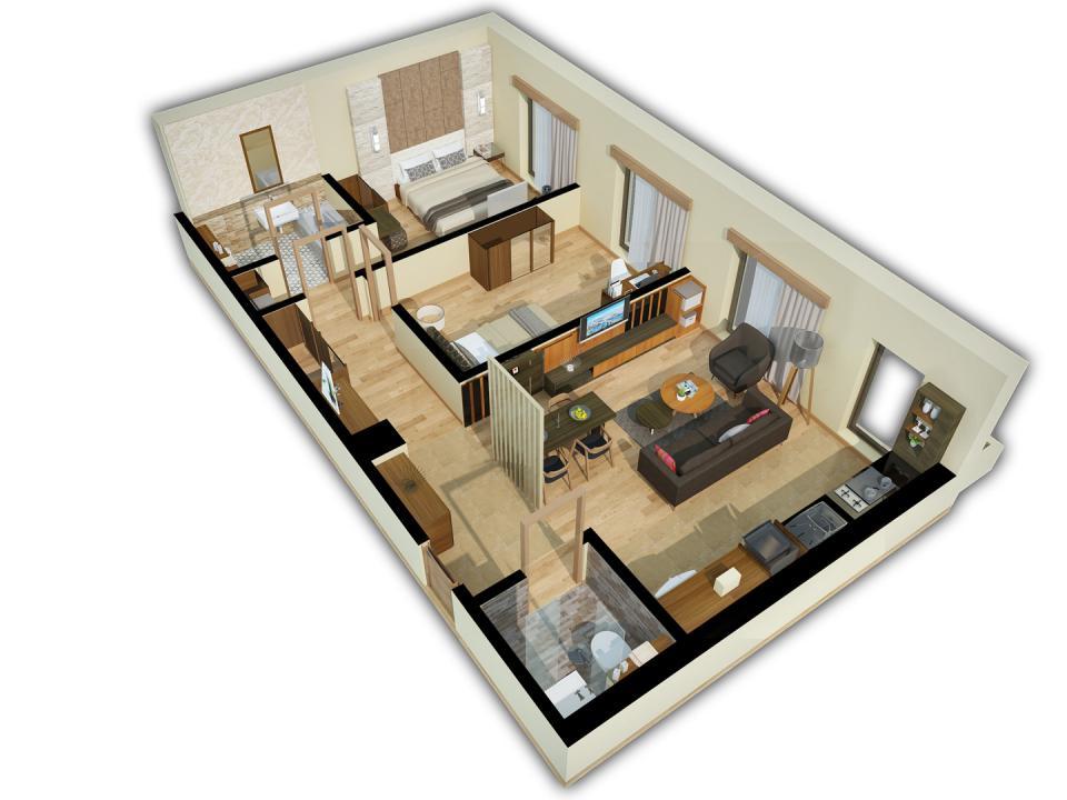 Apartament 3 camere, comision zero, cartier rezidential, Ploiesti