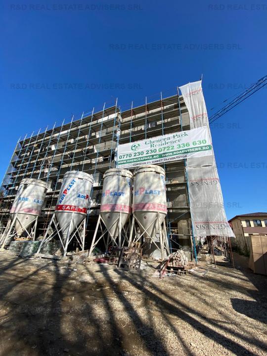 Garsoniera Ghencea Park Super Promotie in Bloc Nou Dezvoltator