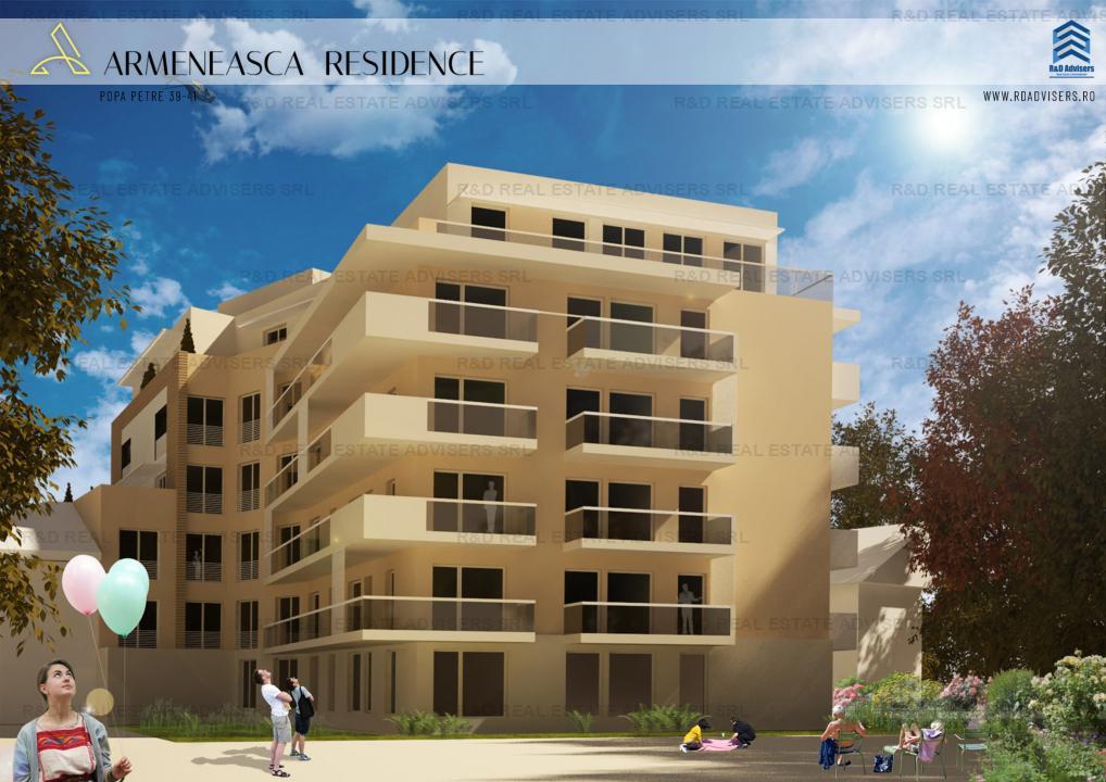 Dezvoltator- Garsoniera- Armeneasca/Batistei- Pret Start Proiect- Comision O!
