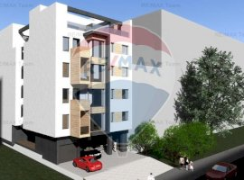 Penthouse 3 camere bloc nou Dacia- Toamnei