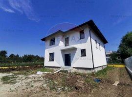 Vila 5 camere cu finisaje premium si teren 500metri in Ciorogarla