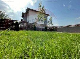 Duplex premium 250mp curte libera intr-un paradis verde in Ciorogarla