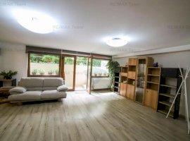 Spațiu de birouri de 2 camere 100 mp, zona Herăstrău