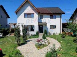Vila 5 camere mobilata cu teren 500mp de vânzare in Ciorogarla